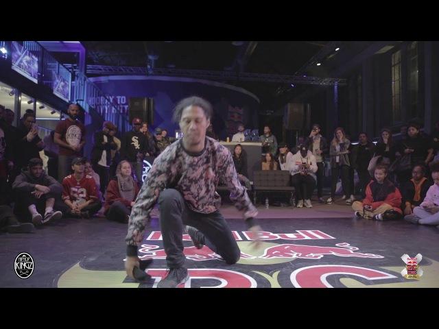 HipHop Kingz X Red bull BC One | Judgde Demo Dedson | 2 vs 2 hiphop