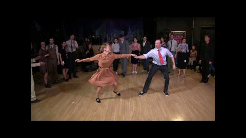 Lindy Hop JJ Finals at Sultans of Swing 2017