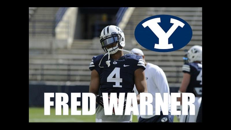 Fred Warner Elite Linebacker BYU 2016 Highlights