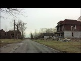 DETROIT EAST SIDE ESCAPE TO SUBURBS  (WITH NARRATION)