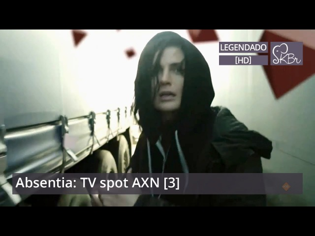 Stana Katic Absentia TV spot AXN 3 legendado