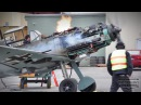 Daimler-Benz 601 Engine Runs - Messerschmitt Bf 109