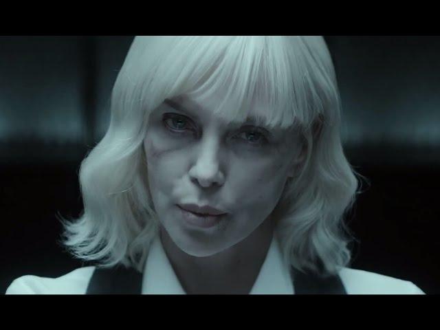 Атомная Блондинка — Русский трейлер (2017)