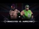 WFW NXT Takeover - Snake Eyes vs Hurricane