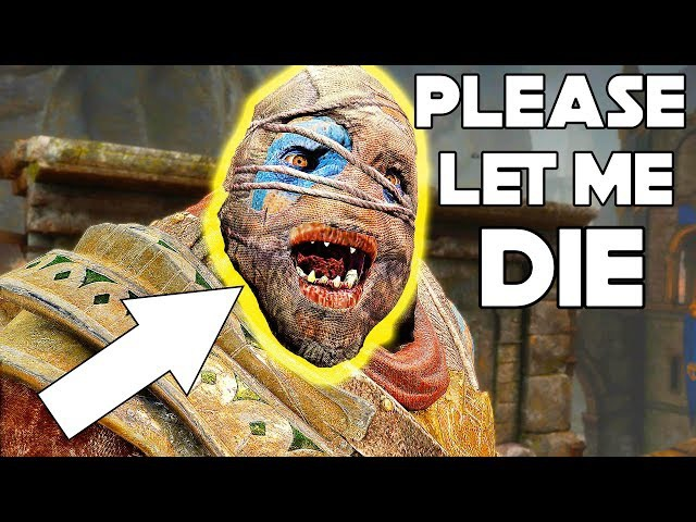 Shadow Of War A POOR ORC WHO CAN NEVER DIE Garl The Still Alive Tragic Stories