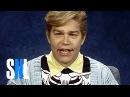 Daily Affirmation: Stuart Smalley's (Al Franken) Halloween Story - SNL