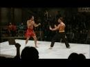 Полуфинал из фильма Кровавый спорт 1988 г Ван Дамм