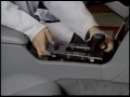 Mercedes w210 - demontare consola centrala (partea de jos) - clubmercedes.ro