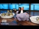 Sofía Vergara and Ellen Play 'Stuff Your Granny Panties'