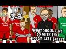 😲 «Севилья» 3−3 «Ливерпуль» 😲 «What should we do with the Dodgy Left Back?»