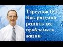 Торсунов О Г Как разумно решить все проблемы в жизни
