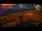 The Witcher 3 ULTRA GRAPHICS test