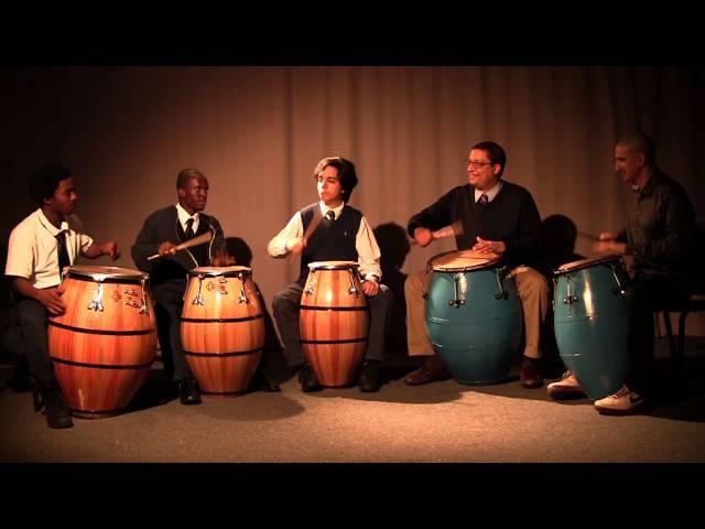 Harlem Candombe - Radha Krsna - Frederick Douglass Academy- Daniel Tatita Márquez