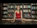 Gymnastic Stretch Flexibility Amazing Contortionist | Extreme contortion Flexilady model yoga