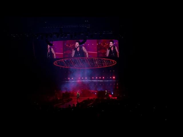 Queen Adam Lambert - Another One Bites The Dust Live @Friendsarena Stockholm