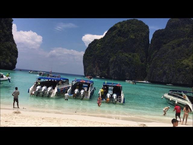Майя Бэй. Острова Пхи Пхи. Рейли, Краби   Таиланд