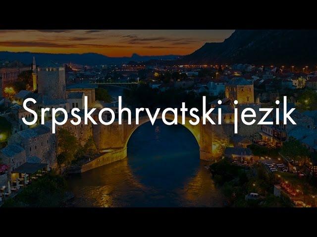 Сербохорватский язык Сейчас объясню смотреть онлайн без регистрации