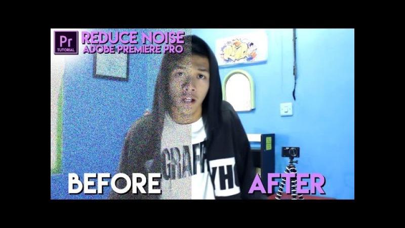 Cara Menhilagkan NOISE Pada Video Menggunakan Adobe Premiere Pro