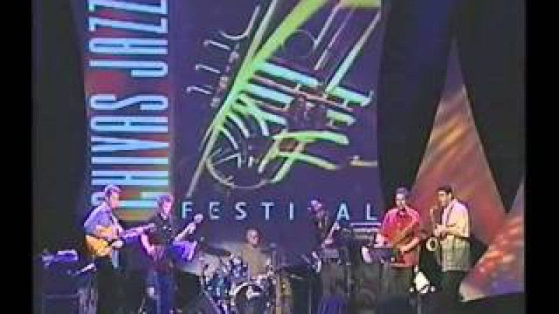 Paul Motian The Electric Bebop Band - Quasimodo - Chivas Jazz Festival 2003