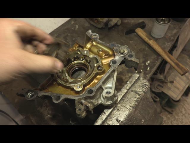 Гордость за дросселя и позор за ГБЦ - Двигатель Toyota 4A-GE (1.6)