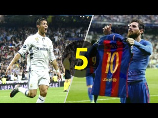 Top 5 Most Thrilling Matches Of The Season 2016/17
