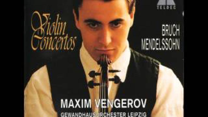 Mendelssohn, Violin Concerto in E minor Op.64 - I. Allegro molto appassionato