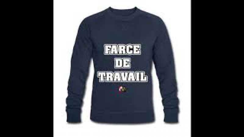 FARCE DE TRAVAIL, c'est le Best-seller du jour, cadeau à offrir ici