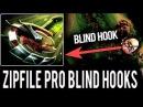 Dota 2 ZipFile Legendary Pudge Pro Blind Hooks 2017