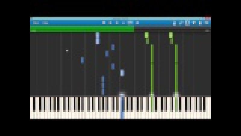 Həyat Davam Edir (Piano) | Жизнь продолжается фортепиано урок