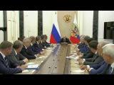 Владимир Путин подвел итоги Единого дня голосования. Новости. Первый канал