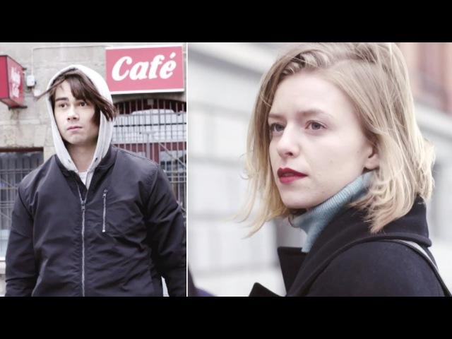 Alexander Rybak och Clara Henry gör Skam-hyllning