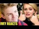 Ivey Reacts Right In Front Of You MattyBRaps