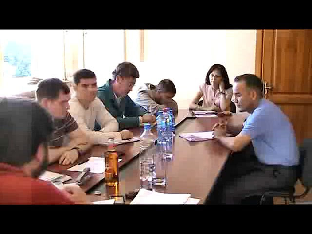 Тайчибеков Ермек Пивзавод Гостиница Гипермаркет
