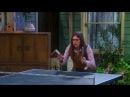The Big Bang Theory - Amy and Raj playing Ping Pong S08E19 HD