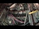 Замена успокоителя цепи в двигателе на ВАЗ 2107
