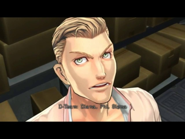 Zero Time Dilemma Parody: *Insert Patched Gab Ending Here* Warning: SPOILERS!