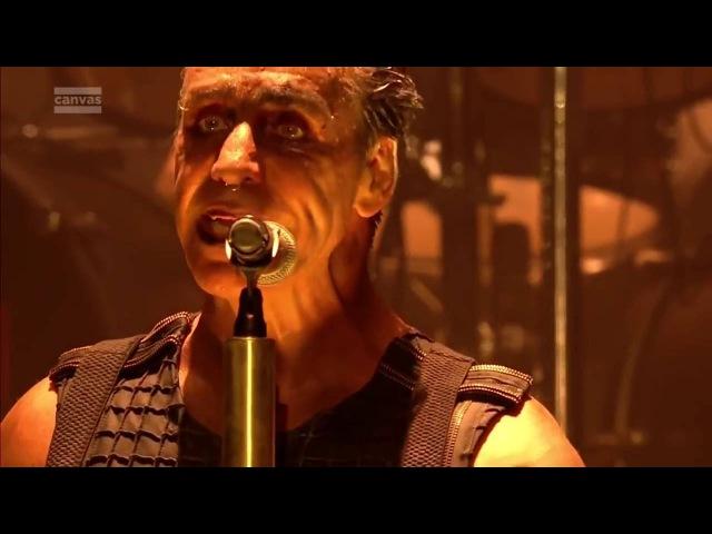 Rammstein - Links 2 3 4 (Live @ Rock Werchter 2016) ProShot