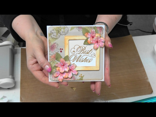 201 The Do's and Don'ts of the Go Press Foil Tool with Dies More by Scrapbooking Made Simple