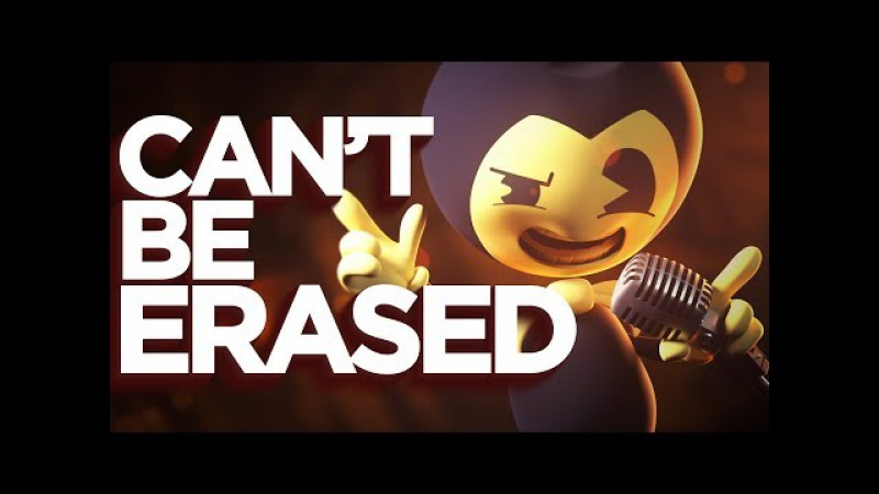 SFM Can't Be Erased JT Machinima Music Bendy and the Ink Machine Rap