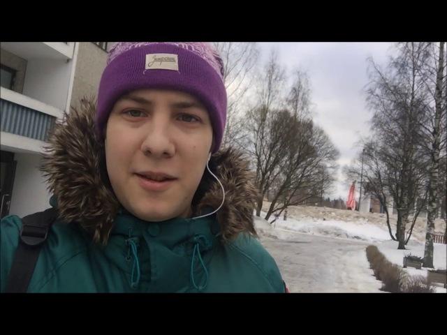 Imatra Winter 2015.Иматра Зима 2015