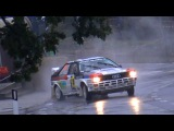KLAUSNER SHOW! AUDI QUATTRO RALLY LEGEND 2015