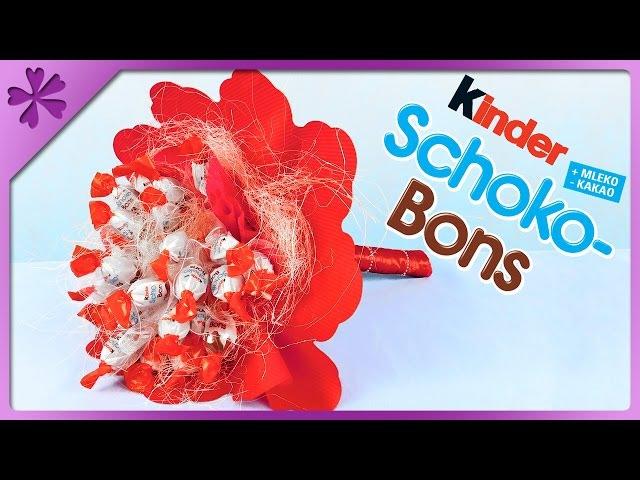DIY Schoko-bons bouquet (ENG Subtitles) - Speed up 325