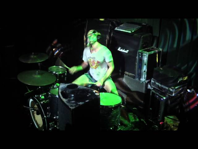 Black Pus - (Part 1 of 6) in awesome HD @ Jazzhouse, Copenhagen (29th of September, 2013)