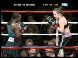 Lisa Brown v. Jeri Sitzes Fight