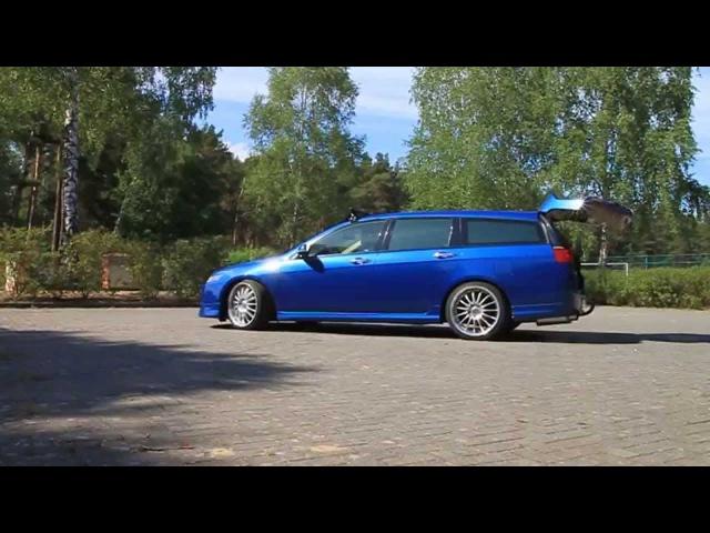 Honda Accord 2,2i Diesel inkl. CatBack