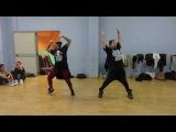 Nico O' Connor - Stimela Wynter Gordon @The Winter Intensive 2012 Rome ITALY