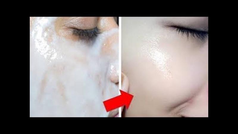 15 Dakika Gibi Kısa Bir Sürede Yüzünüz Bembeyaz Olacak Beyazlatıcı Doğal Yüz Maskeleri