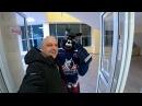 Драка в хоккее Поездка в Нижнекамск Нас оштрафовали