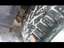 Зимняя резина Cordiant Snow Cross, опыт использования 2 месяца. R16 205 55