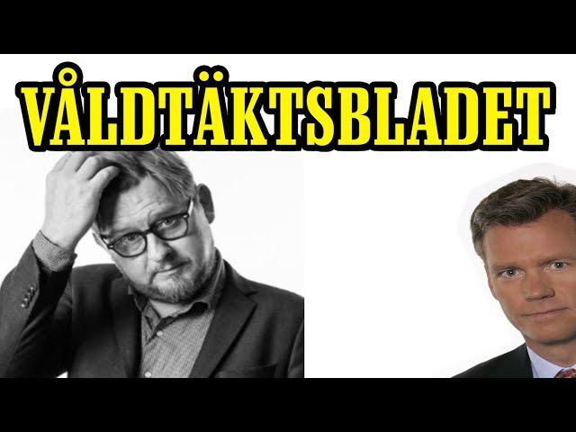 Våldtäktsbladet - När journalister skyddar våldtäktsmän Aftonbladet Virtanengate MeToo